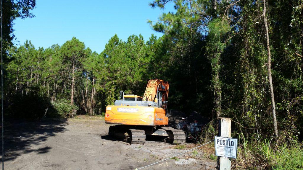 escavation contractor, jacksonville, fl